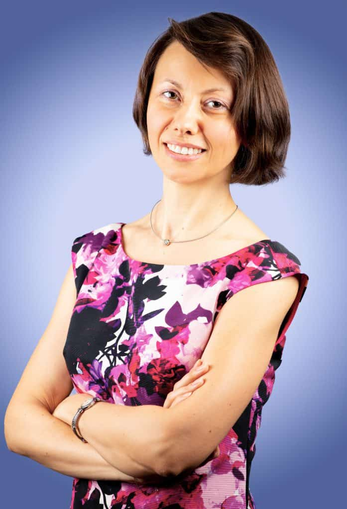 Maryna GOURPIL : Coordinatrice pôle Linguistique